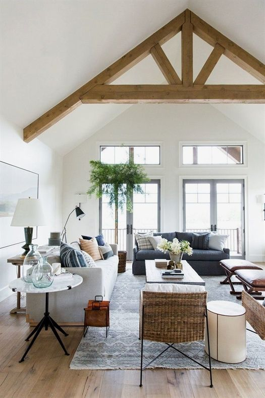 moody textured rustic inspired living room in mountain home in rh pinterest com
