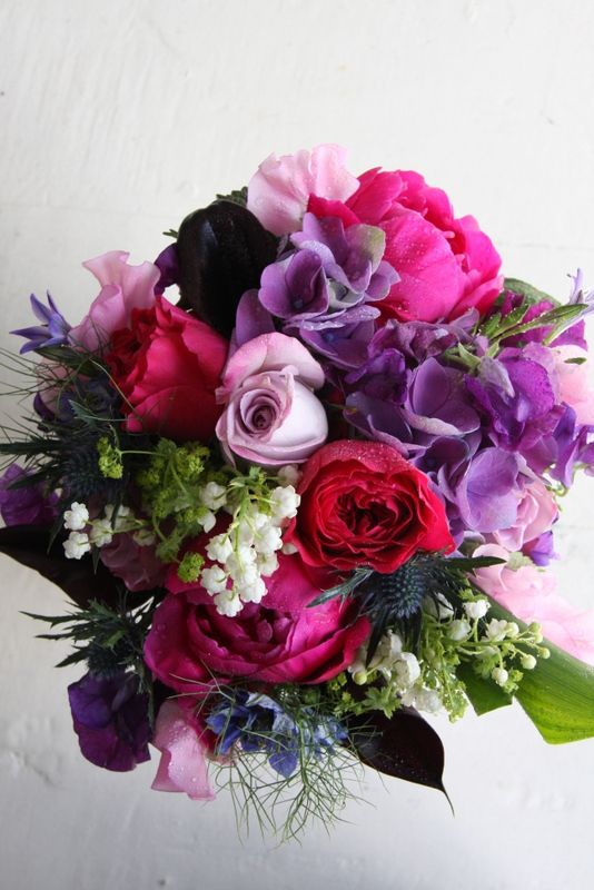 The 25 Best Fuschia Wedding Flowers Ideas On Pinterest