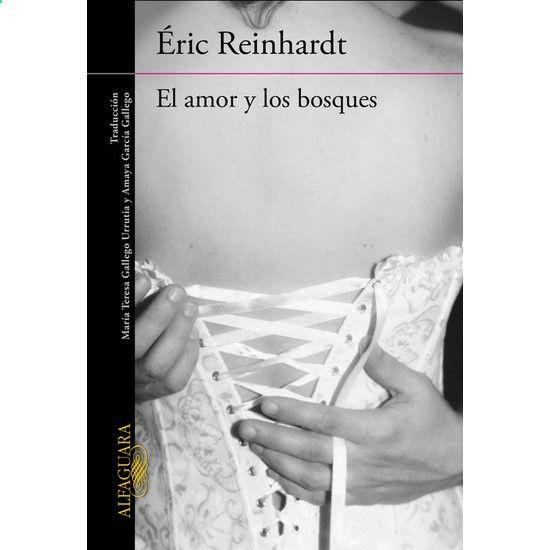 EL AMOR Y LOS BOSQUES Eric Reinhardt Bénédicte Ombredanne, una provinciana mujer de clase media, hace todo lo posible por conocer a Éric, el autor del libro que ha cambiado su vida. En sus encuentros en un café de París, o en sus mensajes por mail, le confía sus secretos más íntimos: la tormentosa relación con un marido cruel y egoísta, y el descubrimiento de una nueva sexualidad con un amante encontrado en una página de citas en internet. En un momento dado pierden el contacto por un ...