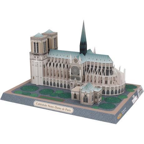 フランス ノートルダム大聖堂,建物,ペーパークラフト,ヨーロッパ,フランス,世界遺産,建物,大聖堂