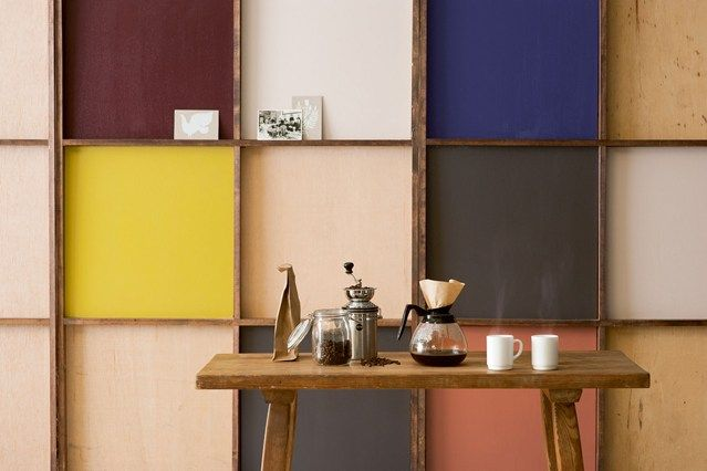 Colour Panel - Kitchen Designs - Shabby Chic & Wallpaper Ideas (houseandgarden.co.uk)