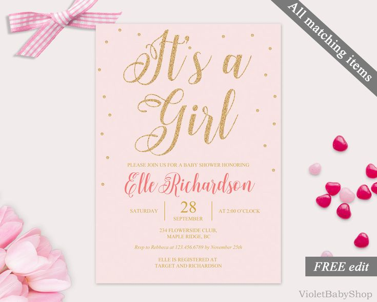 The  Best Baby Shower Invitation Templates Ideas On