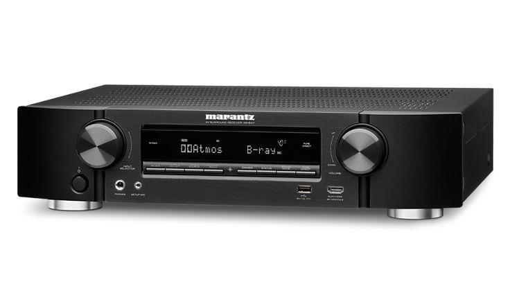 Marantz NR1607 met Dolby Atmos en DSD