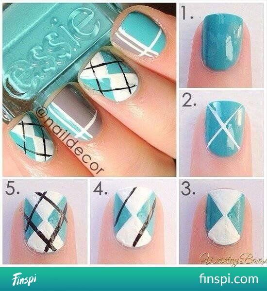 nails <3 <3 #fashion #ideas #beauty #nails #diy #diy do it yourself #nail polish #designs
