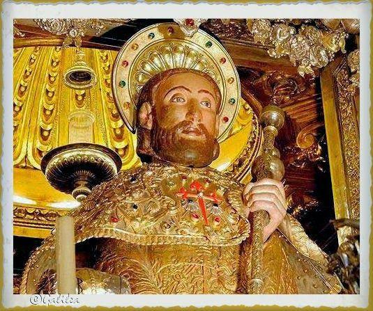 Santa María, Madre de Dios y Madre nuestra: Santiago Apostol. Patrón de España 25 de Julio
