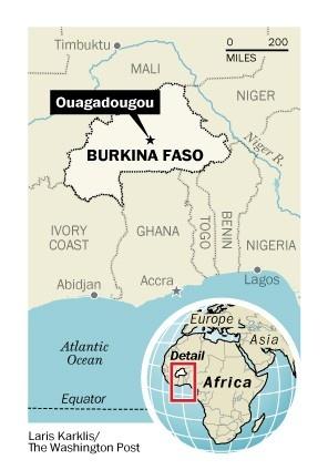 Ouagadougou's unruffled rhythms - The Washington Post