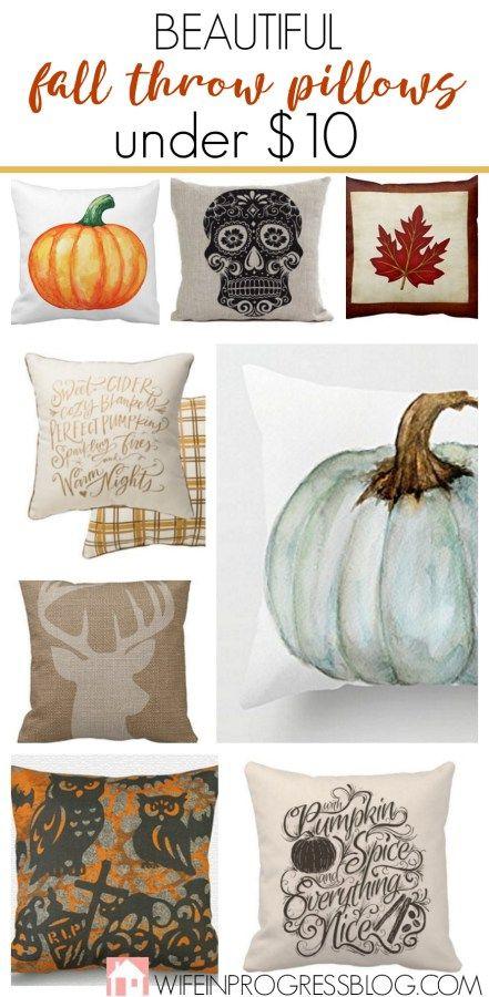 Fall Throw Pillow Ideas: 25+ unique Cheap throws ideas on Pinterest   Cheap throw pillows    ,