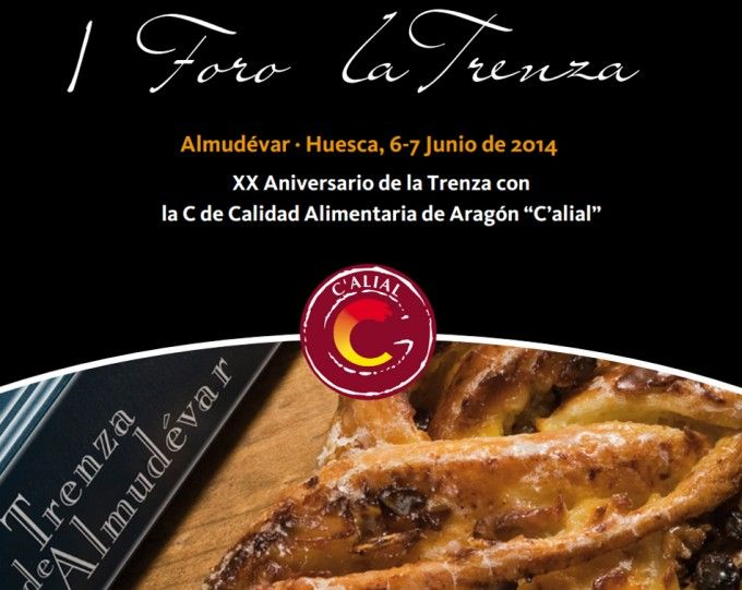 I Foro de la Trenza de Almudévar http://www.gastronomiaycia.com/2014/06/04/i-foro-de-la-trenza-de-almudevar/