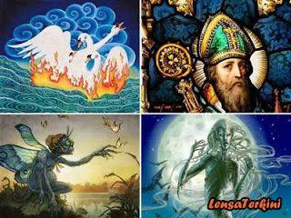 7 Makhluk Mitos Irlandia yang Dipercaya Punya Kekuatan Sihir