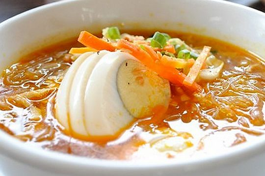 Chicken Sotanghon Soup | Filipino Recipes, Dishes And Delicacies