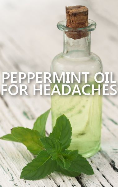 Dr Oz talked to Suzy Cohen about natural headache cures, including Peppermint Oil. http://www.drozfans.com/dr-oz-womens-health-2/dr-oz-peppermint-oil-headache-cure-stretch-mark-removal-tips/