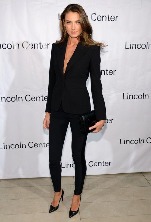 Best 20  Black pant suit ideas on Pinterest   Pant suits, Women ...