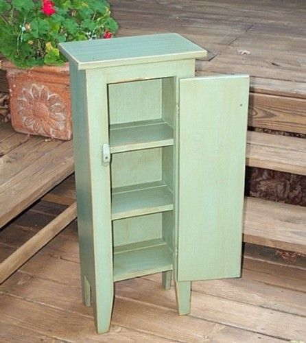 Jelly Cabinet Buck: Creek Furnishings - 15w x 9d