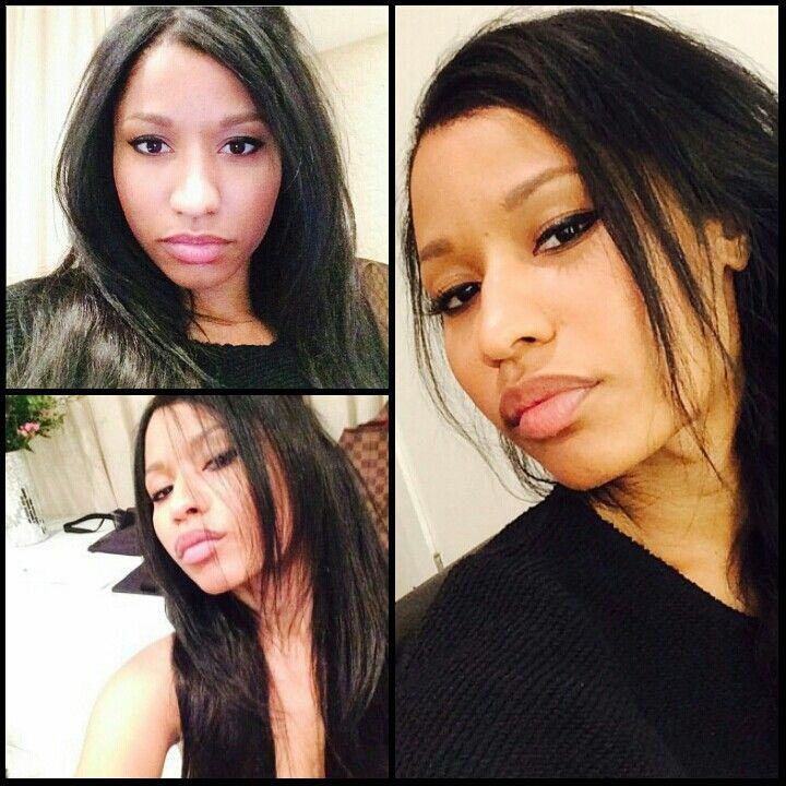 Nicki minaj with no makeup