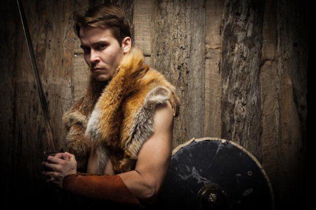 """Thor Kristjansson from """"The Viking"""""""