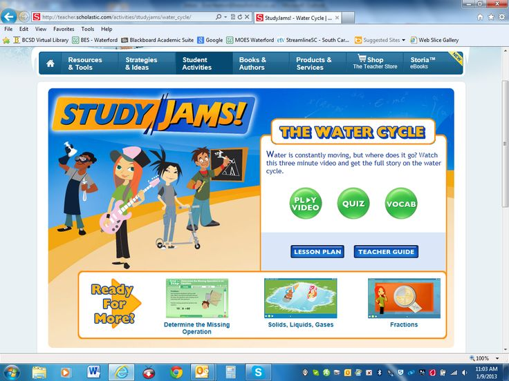 Water Cycle Visual Organizer The natural, Sun and Bar wrappers - sample physical education lesson plan template