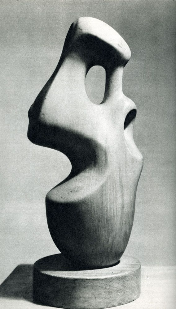 sculpture - henri moore
