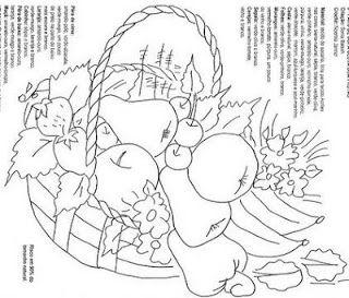 Mundo Encantado do Artesanato: Riscos para Pinturas em tecidos