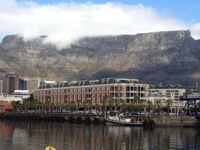 Cape Grace, Cape Town.