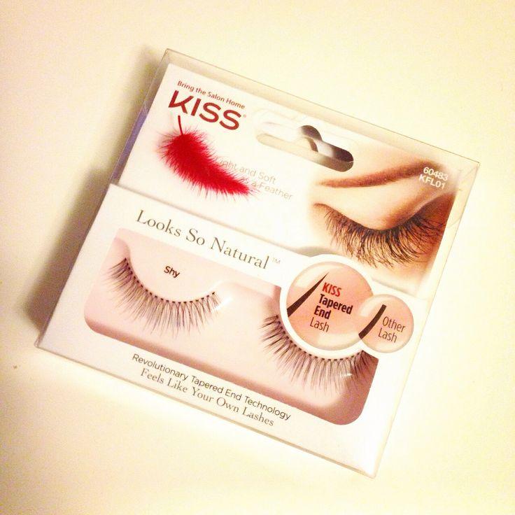 Kiss Natural False Eyelashes