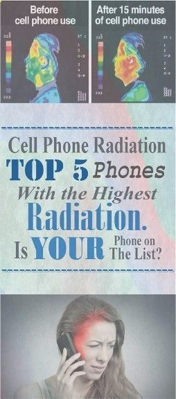 Cell Phone Radiation – Top 5 Phones With the Highest Radiation: Is Your Phone on The List?