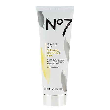 No7 Beautiful Skin Softening Heel & Foot Balm - 4.2 oz.