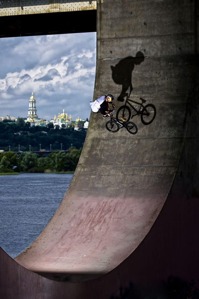 Sweet move in the Ukraine   #bmx #cycling #bicycle