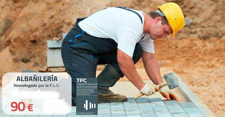 #TPC. Cursos homologados por la Fundación Laboral de la #construcción en #Málaga: Técnico Básico en Prevención de Riesgos Laborales (60 horas, de las cuales 20 son presenciales y 40 en plataforma de teleformación); Formación de Segundo Ciclo según oficios (2 0 o 6 horas); Horario de tarde. Próximas convocatorias: Próximas convocatorias: 20h #albañilería (30 de mayo al 2 de junio). Más info: 622020166/ 951397673. Atendemos por Whatsapp