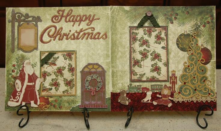 Christmas Solutions Cricut Cartridge