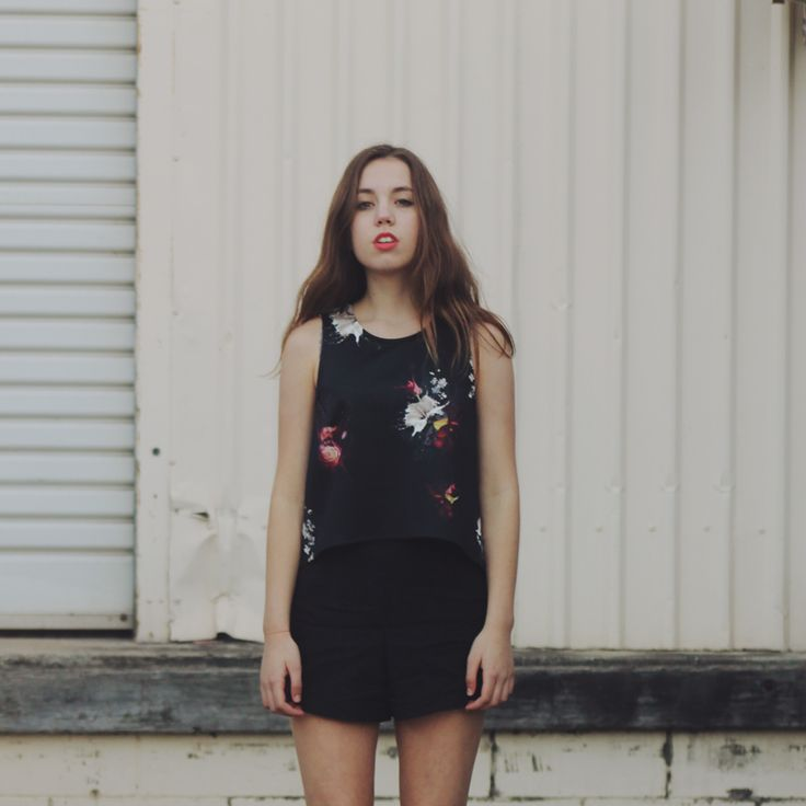 'Views of Now' shows off in our new Ringuet stock including the 'Scuba Cut Away Tank' ($149.00) & 'Organic Pleated Shorts' ($149.00)  www.theeditonline.com.au