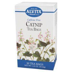 Alvita - Catnip Tea Bags, 30 bag by Alvita.