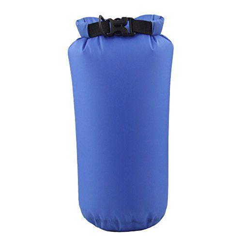 [ wasserfester Stausack ] iisport� Fold Drybag Wasserdichte Packs�cke 8L Stausack Packsack wasserdicht Packsack leichte Organizertaschen Stausack f�r Outdoor Kanu Fahrradtouren Reise Blau