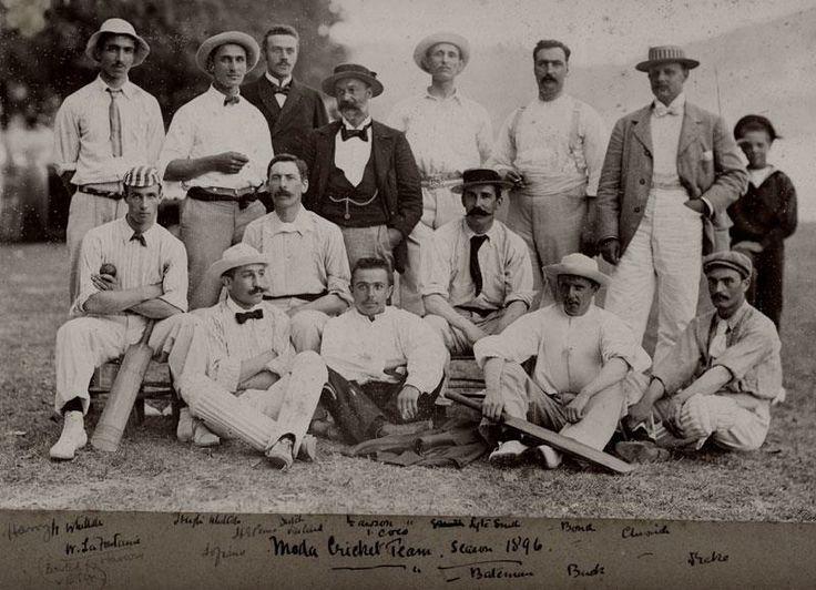 1896 İstanbul - Moda Krıket takımı