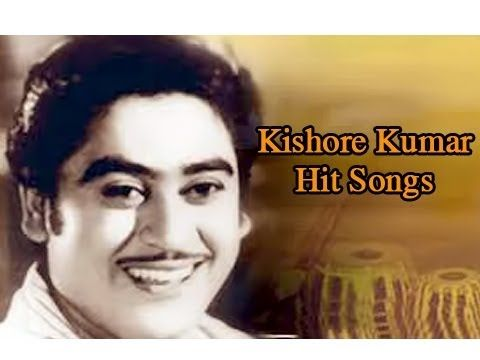Kishore Kumar Hit Songs Jukebox - Evergreen Romantic Songs Collection - YouTube