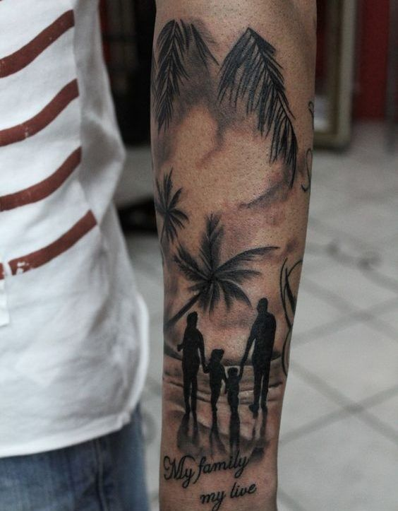 Tatuajes De Familia 33 Disenos Tattoo Pinterest