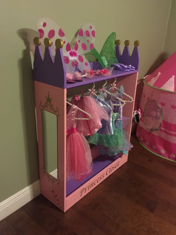 The 25 Best Dress Up Storage Ideas On Pinterest Closet Clothes And S