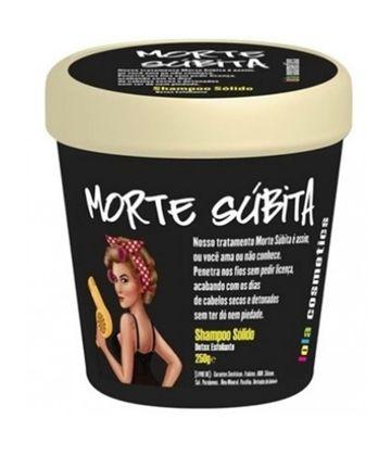 Shampoo Morte Súbita Sólido Lola Cosmetics