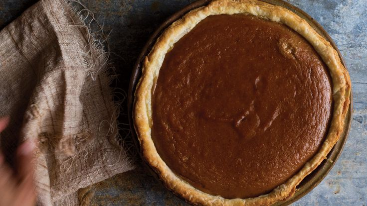 """Recipe From """"Art of the Pie"""" (Countryman Press) by Kate McDermott."""