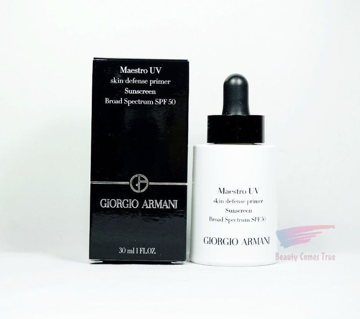Maestro UV Skin Defense Primer SPF 50 perfectly primes the skin for makeup to improve its texture and hold as it combats environmental elements that can age the skin, including pollution and sun rays. | eBay!