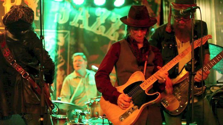 Stevie Klasson & Conny Bloom Blues Jam - Going Down (Freddie King cover)