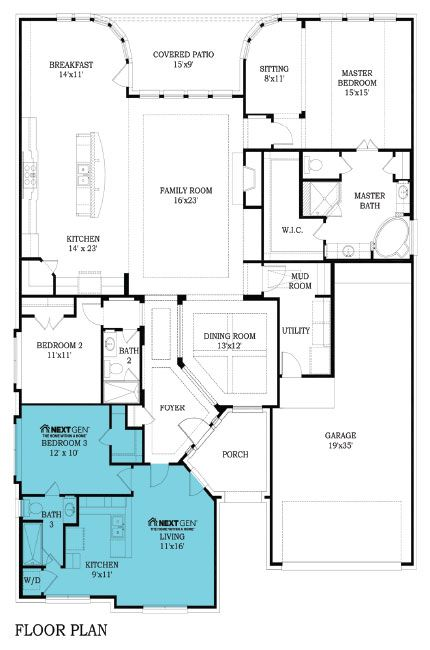 1000 images about second generation floor plans on for Houston house plans