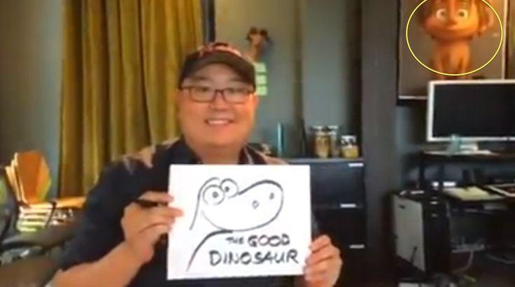 The Good Dinosaur Director Confirmed - Peter Sohn  http://www.pixarpost.com/2014/10/the-good-dinosaur-director-confirmed.html