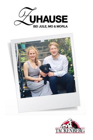 Zuhause bei Kunden - Lange hat es gedauert, bis Jule Mo überzeugen konnte, doch dann ist Labrador-Hündin Morla doch bei den beiden eingezogen. Wie sie das Leben des Paares durcheinanderwirbelt, lesen Sie hier: http://www.tackenberg.de/service/Aktuelle-Themen/2015/Aug-Zuhause-bei-Kunden