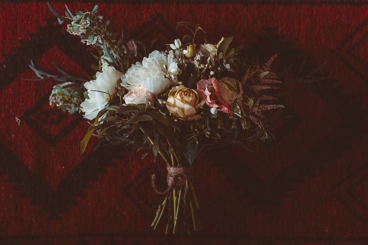 destination wedding ideas, joel and justyna bedford, boho wedding bouquet