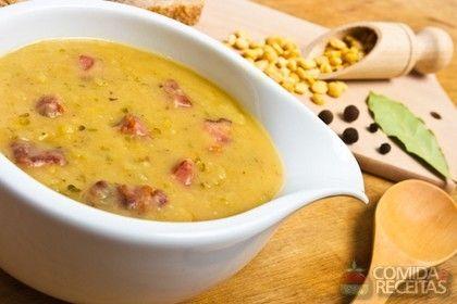Receita de Caldinho de milho com cambuquira em receitas de sopas e caldos, veja essa e outras receitas aqui!