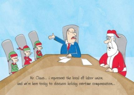 #santa #christmas #humor #lawyer