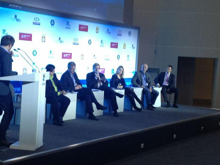 Zheleznogorsk Innovation Forum, Panel discussion 2013