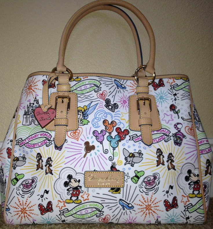 Dooney & Bourke Disney Bag, love these, wish they were cheaper