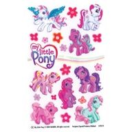 My Little Pony Pressers  An updated version of a hobby fondly remembered by many. Each pack contains a 14 x 9cm sheet of tran  http://www.comparestoreprices.co.uk/traditional-gifts/my-little-pony-pressers.asp