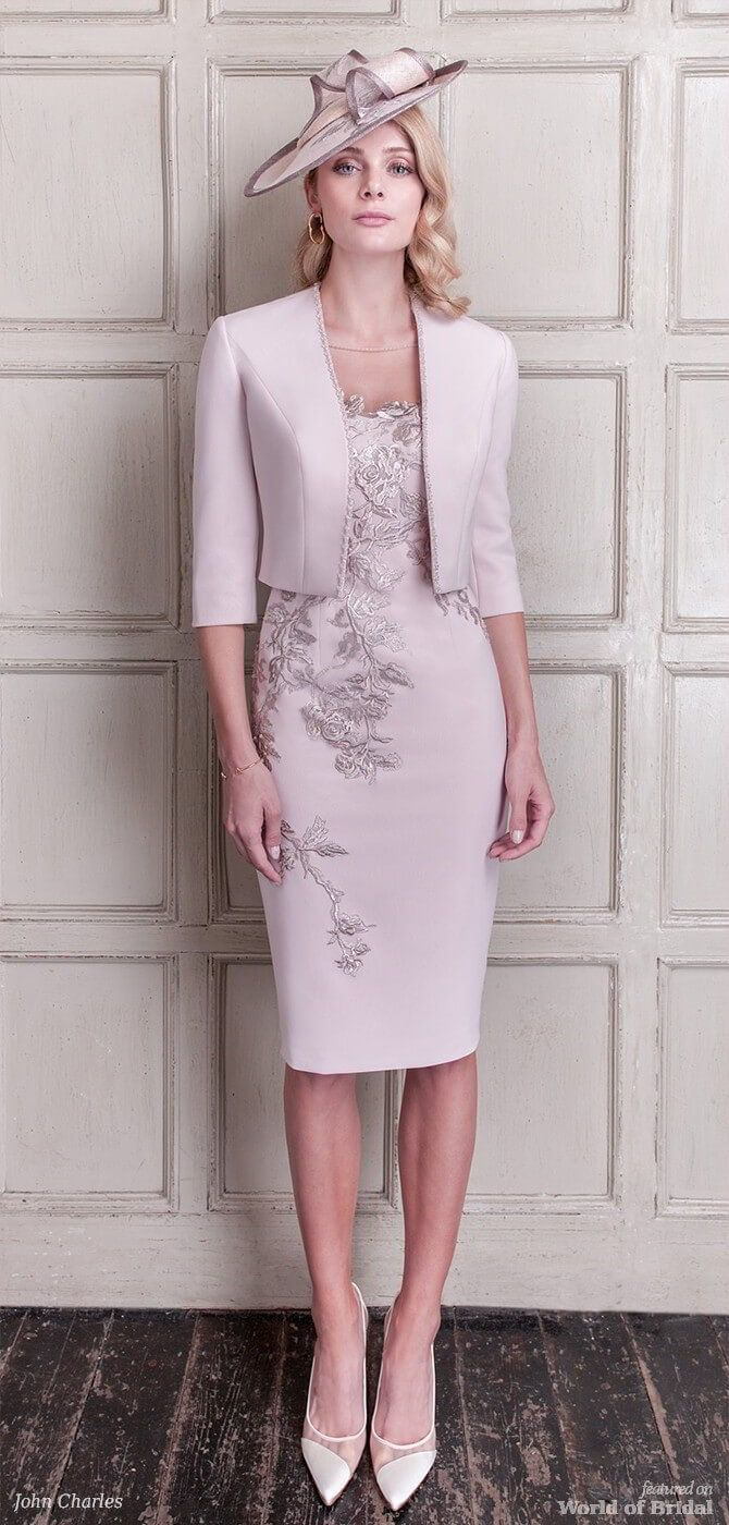 John Charles 2018 Mother Of Bride Dresses World Of Bridal Bride Clothes Occasion Wear Dresses Mother Of The Bride Outfit